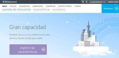 Un Linux en Windows Azure, novedades en la Nube de Microsoft