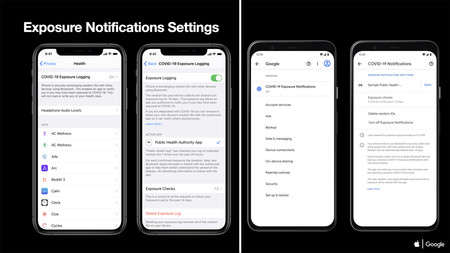 Settings Ios Android