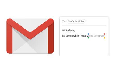 """Gmail para Android lanza la """"Redacción inteligente"""" en español y la nueva opción para programar tus correos"""
