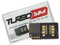 iPhone 100% liberado utilizando una tarjeta Turbo SIM