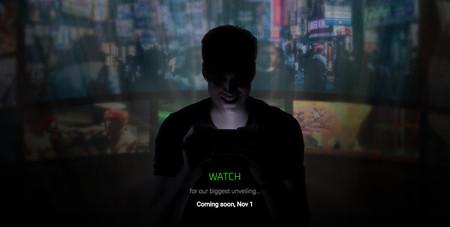 Razer presentaría su smartphone orientado a los gamers el 1 de noviembre