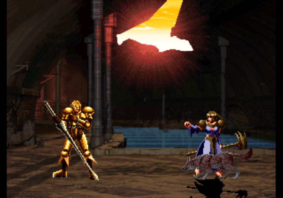 Foto de Juego inacabado para Neo Geo (1/13)