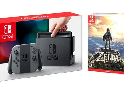 Switch es la consola con mejor arranque de ventas de Nintendo en Estados Unidos, no tanto en  Japón