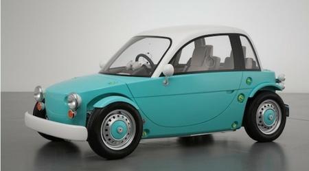 Nuevos detalles sobre el coche eléctrico para niños Toyota Camatte
