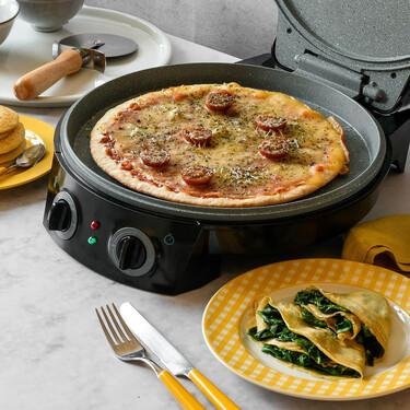 Probamos Fun Pizza&Co de Cecotec, el horno para pizza que también se puede usar como plancha