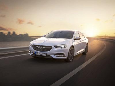 Nuevo Opel Insignia Grand Sport, el heredero del Vectra afortunadamente es nuestro nuevo Buick Regal