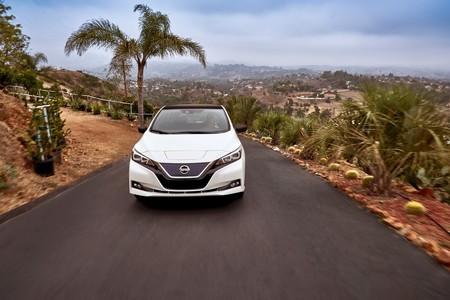 Nissan Leaf 2018 3