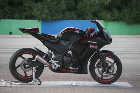 Honda CBR300R Copa Honda