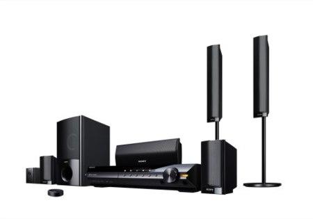 Sistemas de cine en casa de Sony con tecnología S-Air