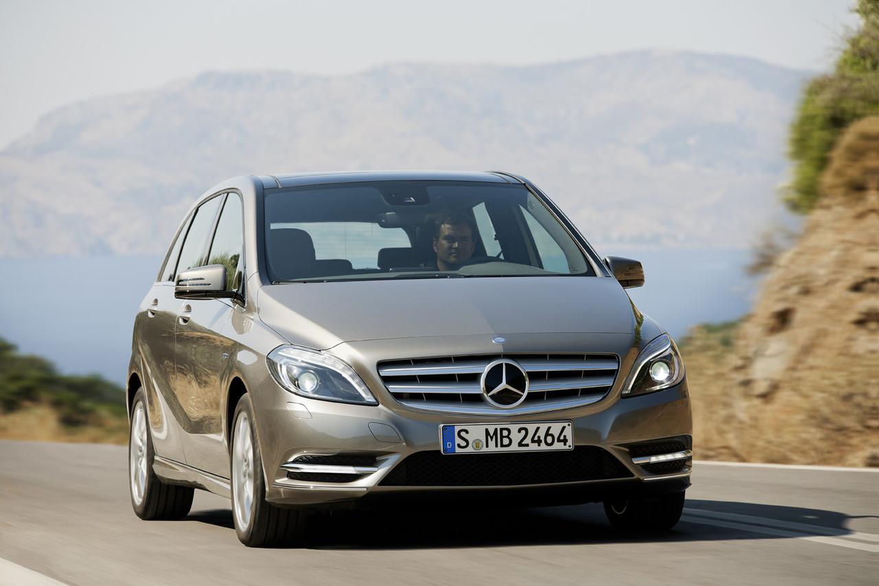 Foto de Mercedes-Benz Clase B (51/104)