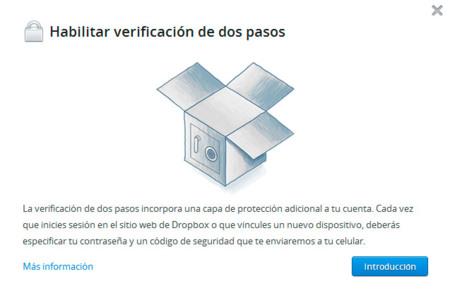 Dropbox añade la identificación en dos pasos como medida extra de seguridad, ¿cómo funciona?
