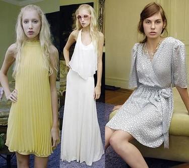 Jovovich-Hawk en la Semana de la Moda de Nueva York Primavera/Verano 2008