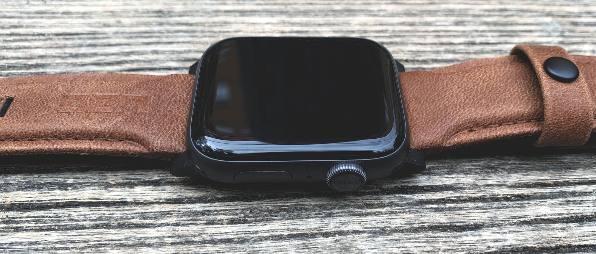 Foto de UAG Leather Strap para Apple Watch (5/18)