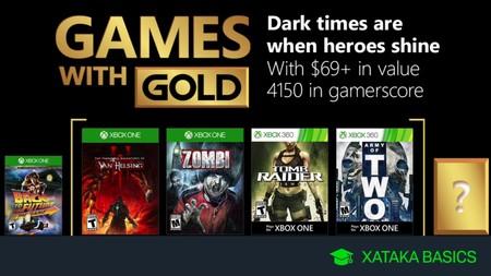 Juegos Xbox Gold Gratis Para Xbox One Y 360 De Enero 2018