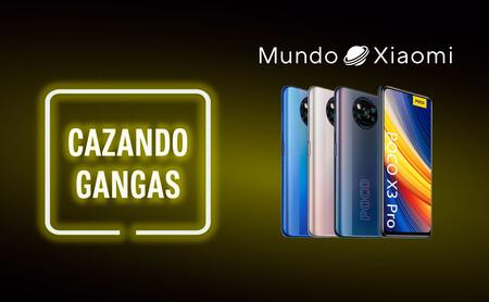 Cazando Gangas: el POCO X3 Pro por 249 euros, precio de derribo en el Mi Wifi Router 4C y más ofertas