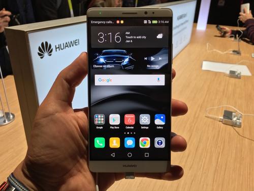Huawei Mate 8, primeras impresiones: una enorme y potente actualización