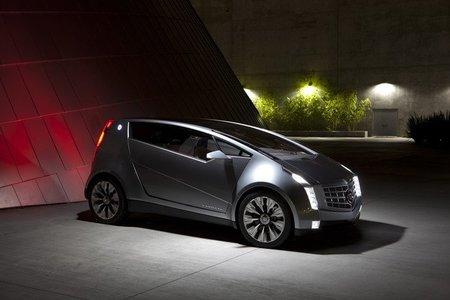 """Cadillac Urban Luxury Concept, lujo en talla """"P"""""""