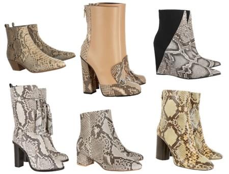 Botines Piton 2015 Luxury