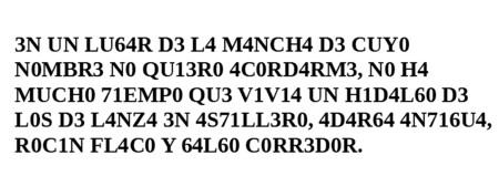 Poder leer P4L4BR4S con NÚM3R05 no es tan difícil como creías, todo está en tu cerebro