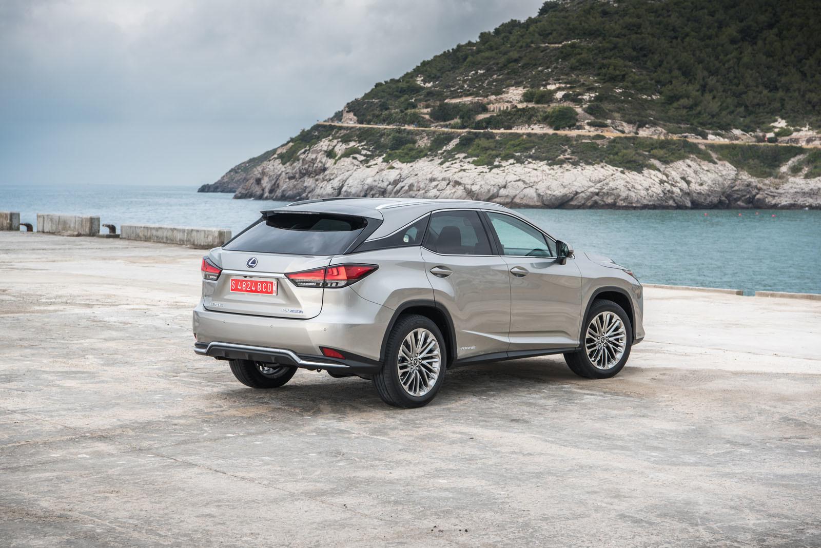 Foto de Lexus RX 2020 (presentación) (129/142)
