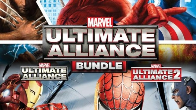 Marve Ultimate Alliance