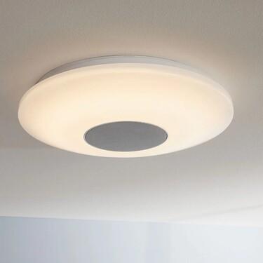 Una lámpara LED con altavoz bluetooth integrado, la última novedad de Lidl en iluminación