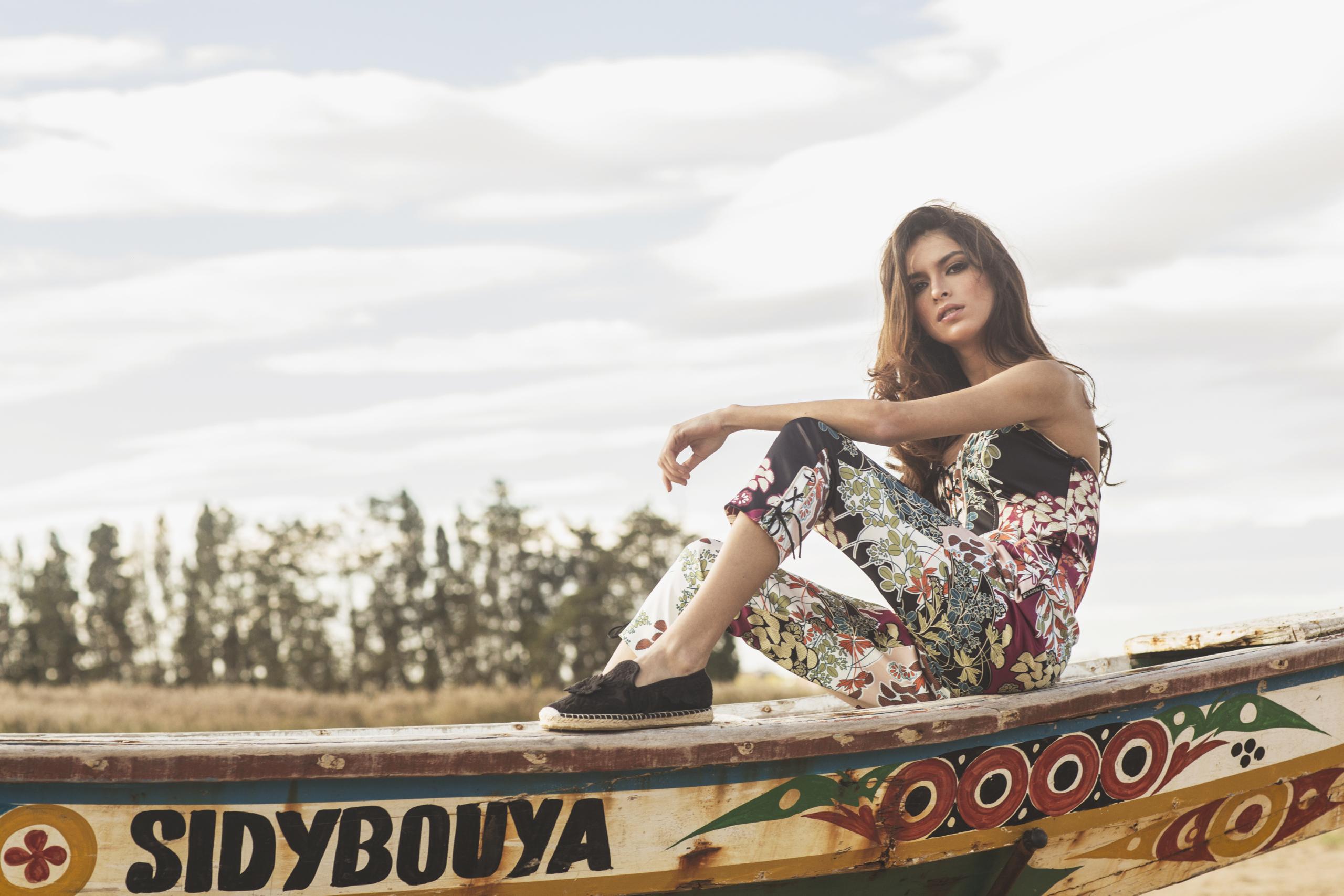 Foto de Lucía Rivero Romero imagen de la campaña Highly Preppy (3/11)