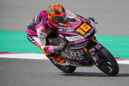 Migno Doha Moto3 2021