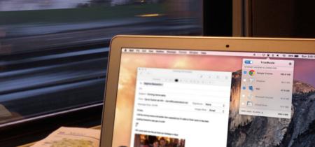 Tripmode bloquea el acceso a la red tethering de tu Mac a las aplicaciones individualmente