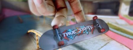 True Skate, maneja tu monopatín con tus dedos