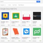 Google Docs y Google Sheets estrenan complementos para integraciones con apps de terceros