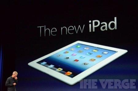 Llega el nuevo iPad