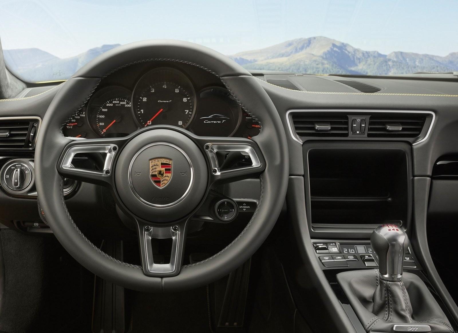 Foto de Porsche 911 Carrera T (9/13)