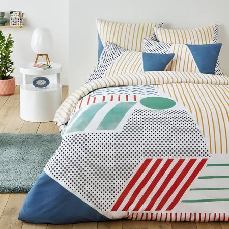 Renueva el dormitorio: La ropa de cama más colorida (y al mejor precio) para aprovechar las rebajas de verano