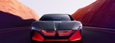 BMW Vision M Next: así se imagina BMW el futuro de los coches eléctricos, y es espectacular