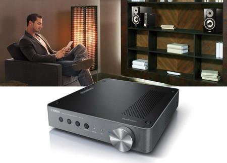 Yamaha WXC-50 y WXA-50, preamplificador y amplificador compatibles con MusicCast