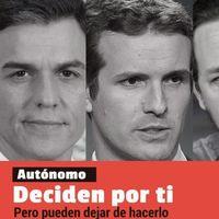 Un autónomo, un voto; la nueva iniciativa de UATAE para dar visibilidad al colectivo de los autónomos