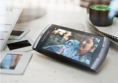 Sony Ericsson Vivaz ya es realidad y viene con 8.1 megapíxeles para repartir