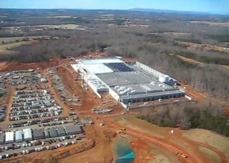 Apple ampliará el ya ampliado centro de datos de Carolina del Norte