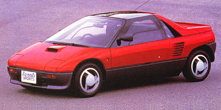 Mazda Az 550 Type