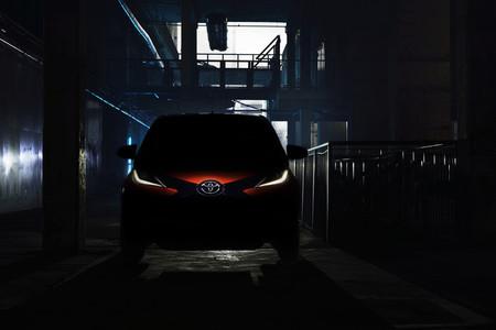 Toyota Aygo, a punto de desvelar su nueva imagen en Ginebra