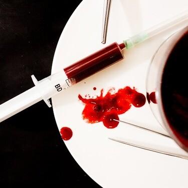 Cómo hacer sangre falsa comestible para Halloween