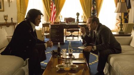 'Elvis & Nixon', tráiler de la comedia con Kevin Spacey y Michael Shannon