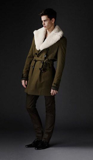 Burberry Prorsum, adelanto para el Otoño-Invierno 2010/2011