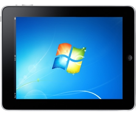 Citrix traerá Windows 7 al iPad