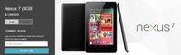 Adiós Nexus 7 8GB