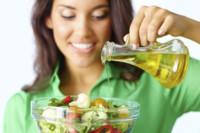 No siempre es necesario agregar aceite a la ensalada