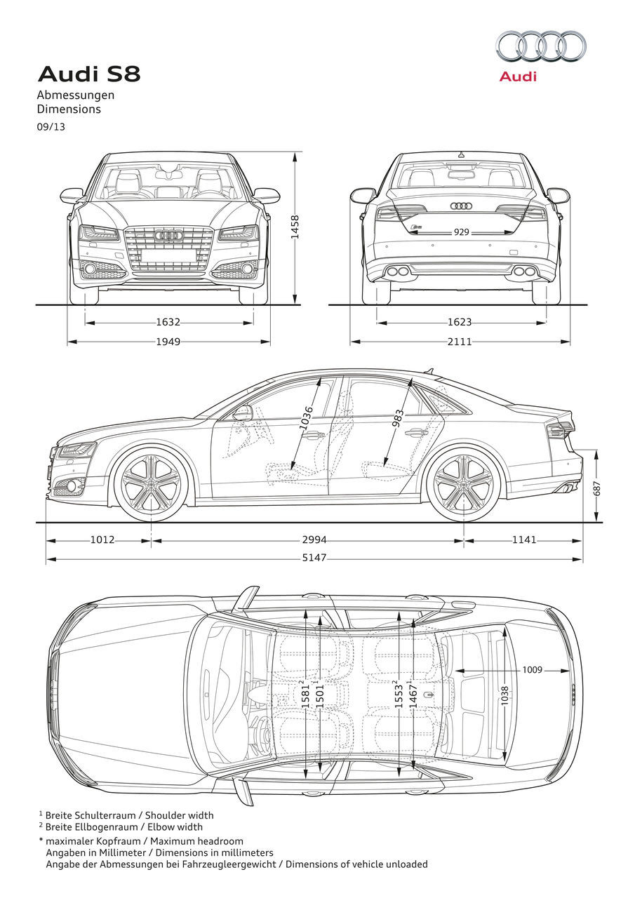Foto de Audi A8 2013 (67/67)