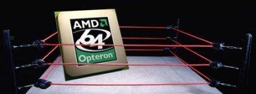 AMD se las quiere ver con Intel