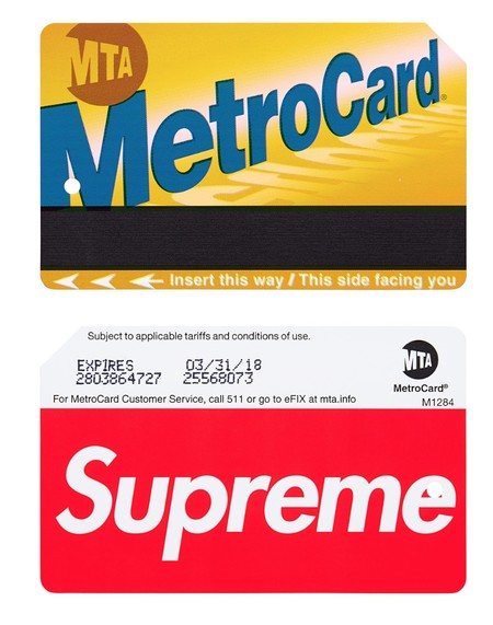 Metrocard Supreme